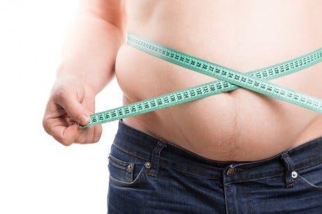 Mierzenie obwodu brzucha