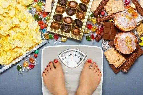 Nawyki konsumpcyjne prowadzące do otyłości