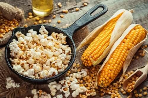 Przygotowanie popcornu - dowiedz się jak to zrobić!