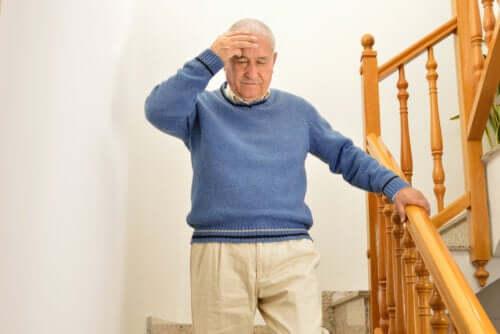 Ćwiczenia na zawroty głowy - 6 zalecanych pozycji