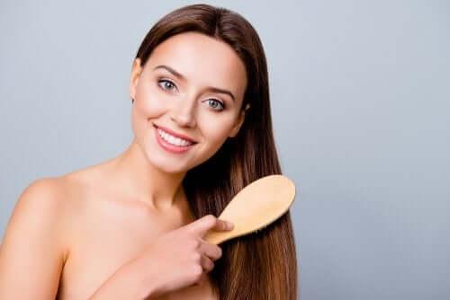 3 sposoby na lśniące włosy