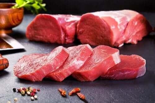 Czerwone mięso a hiperurykemia