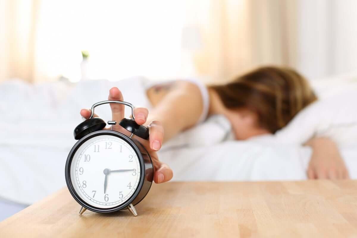 Niektórych niepokój dotyka od razu po przebudzeniu.