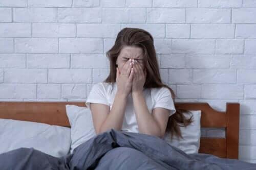 Bezsenność spowodowana stresem: jak ją wyleczyć?