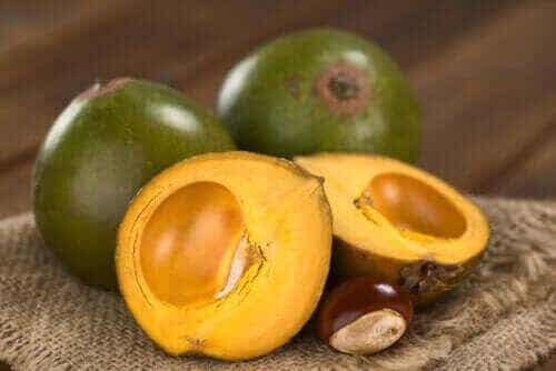 Owoc lucuma - charakterystyka i właściwości