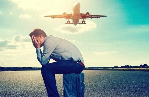 Strach przed podróżą