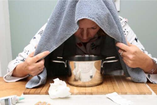 Olejek z oregano na przeziębienie