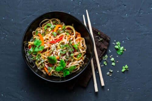 Zalety tajskiej kuchni
