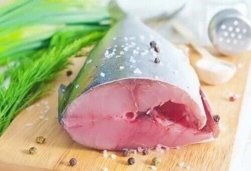 Ryby w diecie śródziemnomorskiej