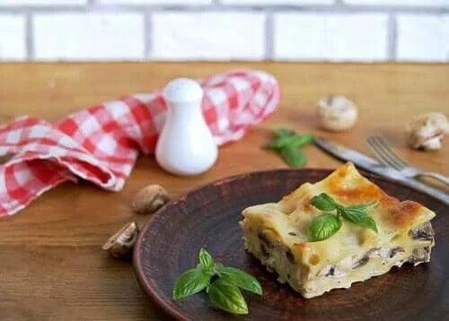 Wegańska lasagne: 2 pyszne przepisy