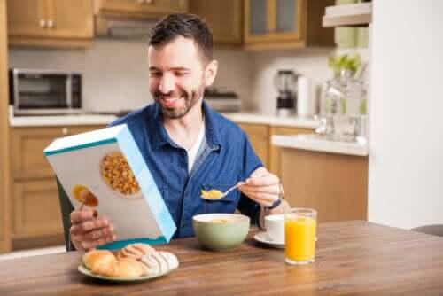 Jedzenie płatków śniadaniowych: czy to jest zdrowe?
