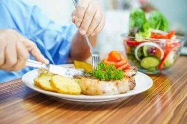 Pacjenci z neutropenią – ograniczenia dietetyczne