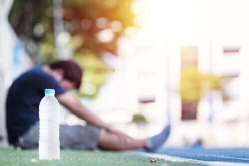 Ćwiczenia rozciągające przed bieganiem