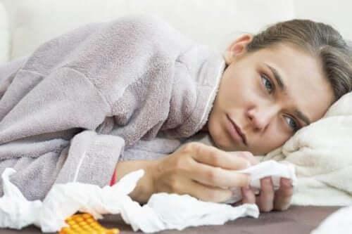 Objawy choroby
