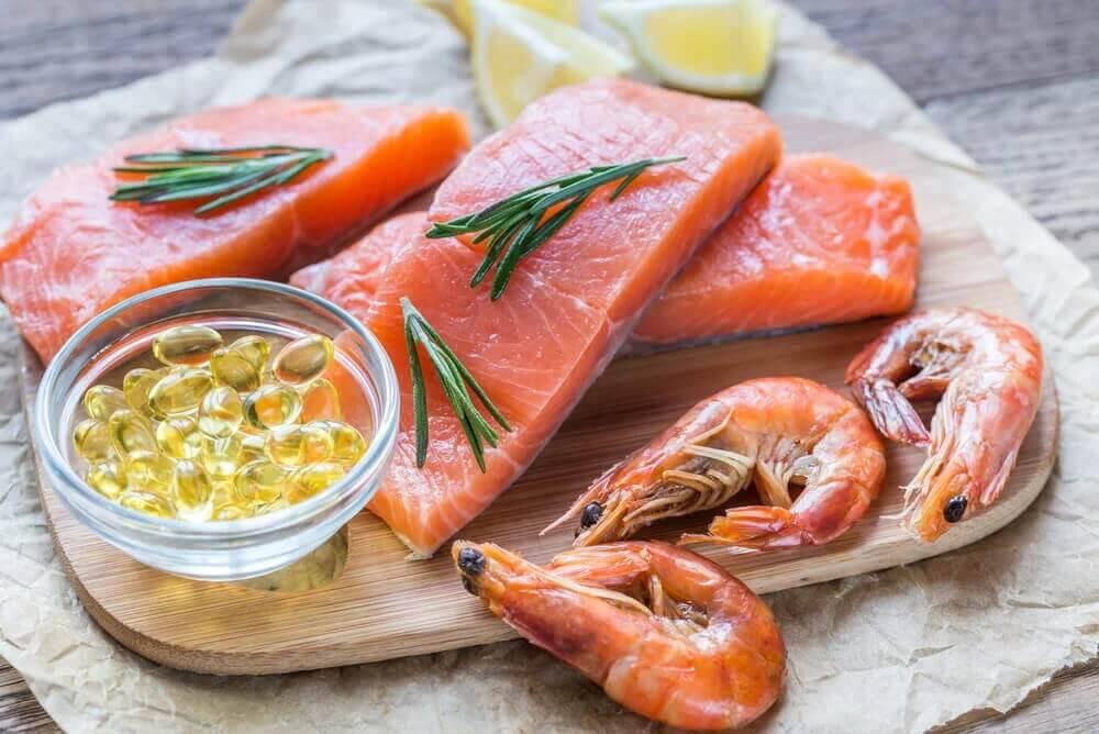 Ryby bogate w omega-3