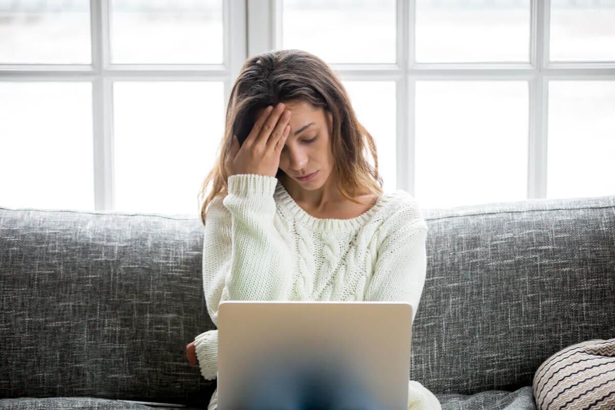 Niekontrolowany stres może prowadzić do zaburzeń takich jak zespół lęku uogólnionego.