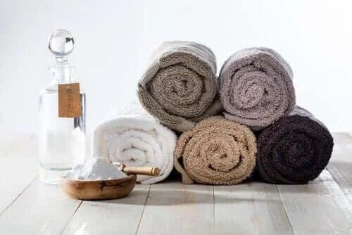 pranie ręczników