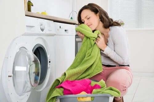 Zapach mokrego ręcznika