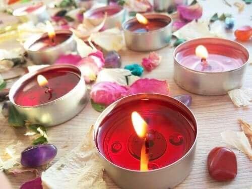 Zapachowe świece żelowe: jak je wykonać?