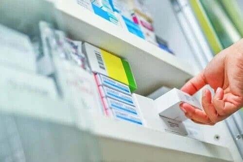 Przechowywanie leków