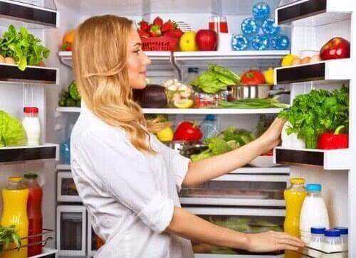 Przygotoywanie posiłków