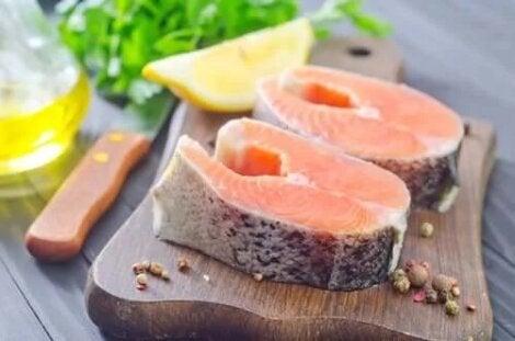 Jak usunąć zapach ryb?