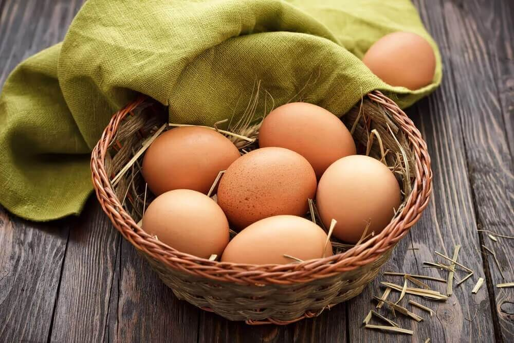 Jedzenie jednego jajka dziennie