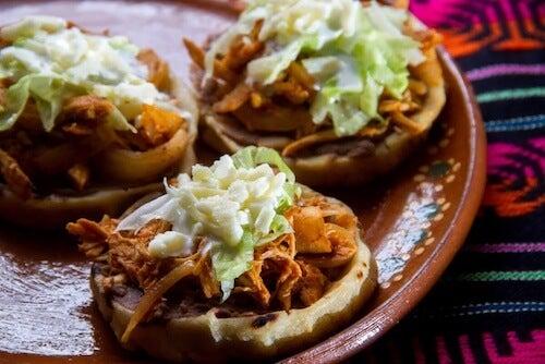 Meksykańska potrawa