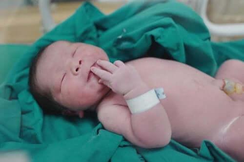 Zespół abstynencyjny u noworodka - czym jest?