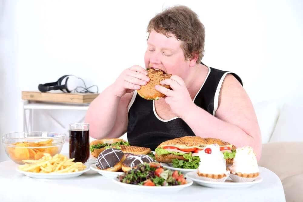 Nadmierne jedzenie
