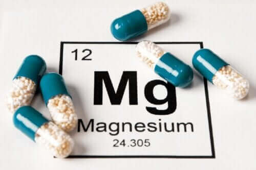 Niedobór magnezu: niski poziom magnezu we krwi