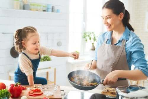 Ciepłe czy zimne jedzenie: co jest zdrowsze?