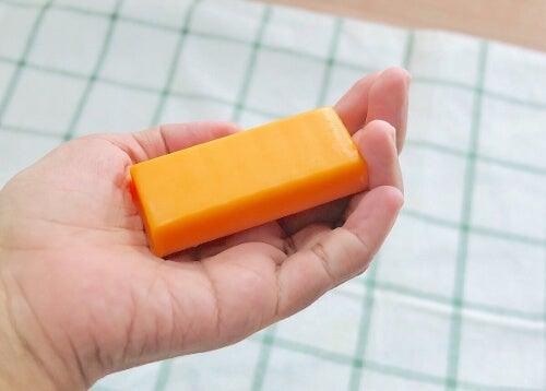 Domowe mydło