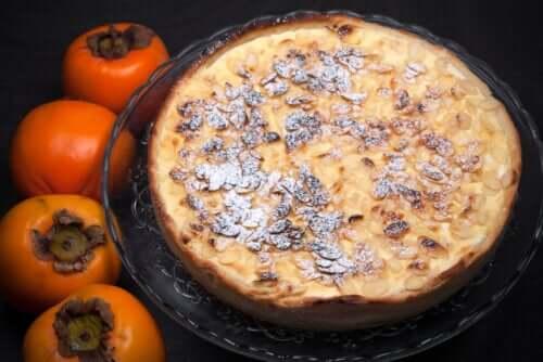 Flan z persymoną i czekoladą - wypróbuj ten pyszny przepis