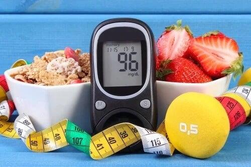 Dieta i zalecenia dla osób z cukrzycą typu 2