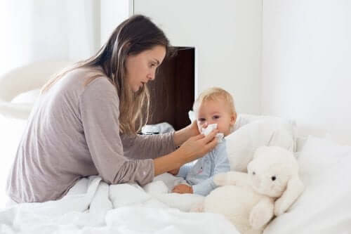 Zapalenie oskrzelików u niemowląt – co powinniśmy wiedzieć?
