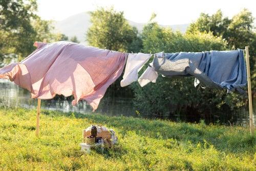 Wietrzenie prania