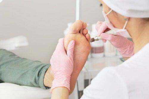 Operacja stopy