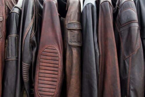 Czyszczenie skórzanej kurtki: 5 sposobów