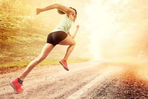 Sprint: ćwiczenia na poprawę szybkości