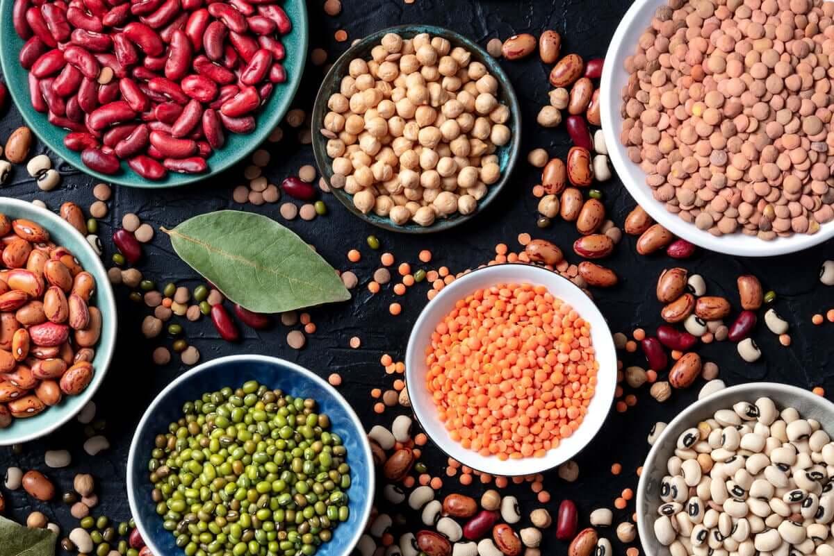 Strączki to element zdrowej diety. Warto je jeść przynajmniej raz w tygodniu.