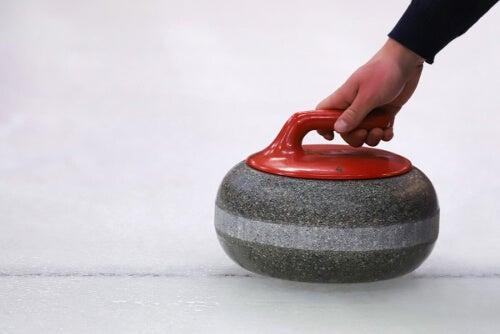Kamień do curlingu