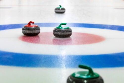 Pole do curlingu