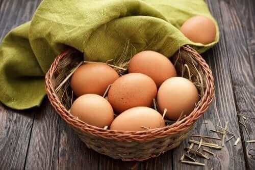 Jajka w koszyku - jak wspierać funkcje poznawcze?
