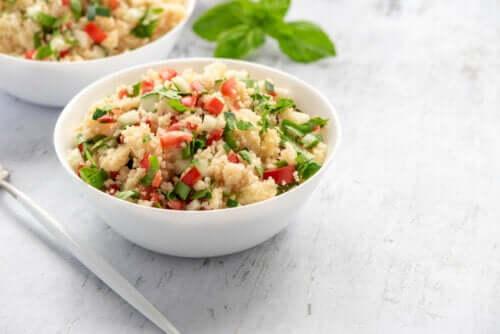 Kuskus z warzywami - wypróbuj ten pyszny przepis