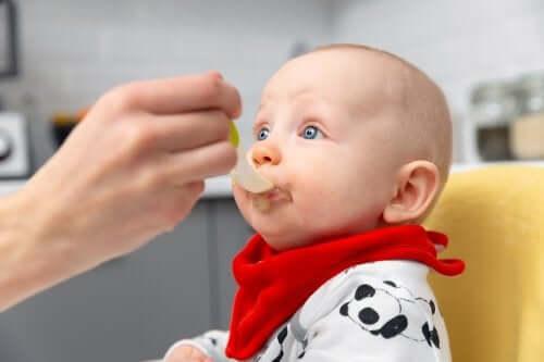 Karmienie uzupełniające u niemowląt - wytyczne, jak je wprowadzić