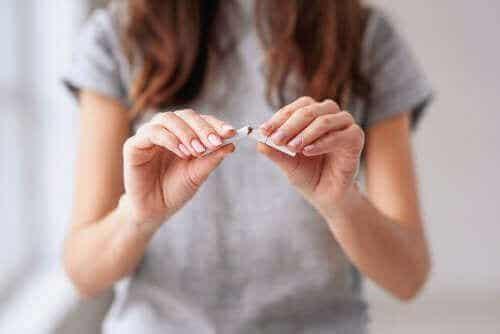Jak zerwać z nałogiem i rzucić palenie?