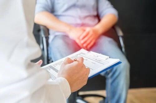 Zapalenie najądrza - objawy, przyczyny i leczenie