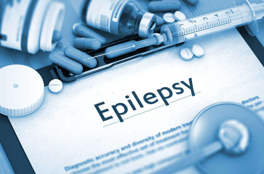 Napis epilepsja