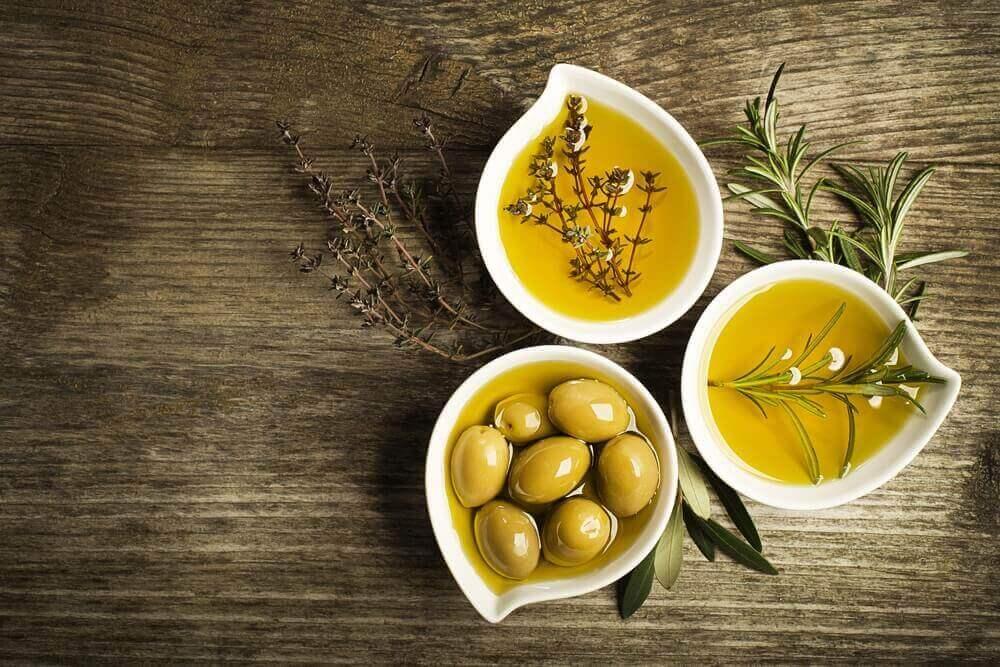 Oliwy z oliwek